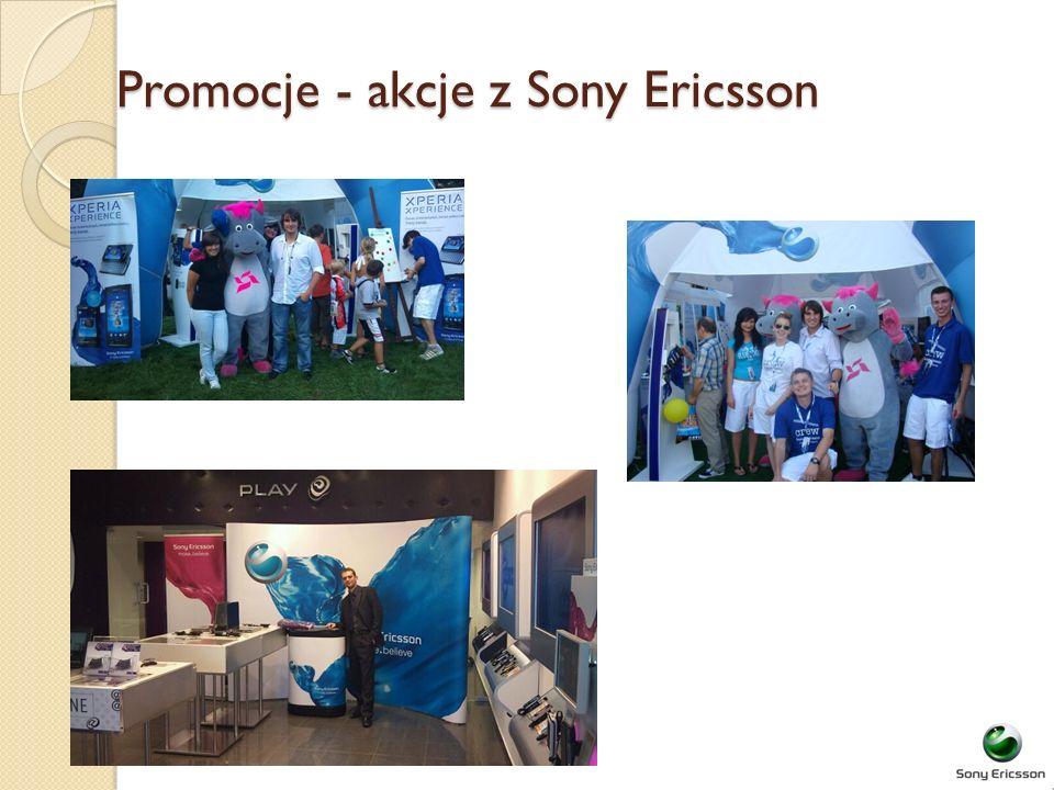 Promocje- akcje z Sony Europe