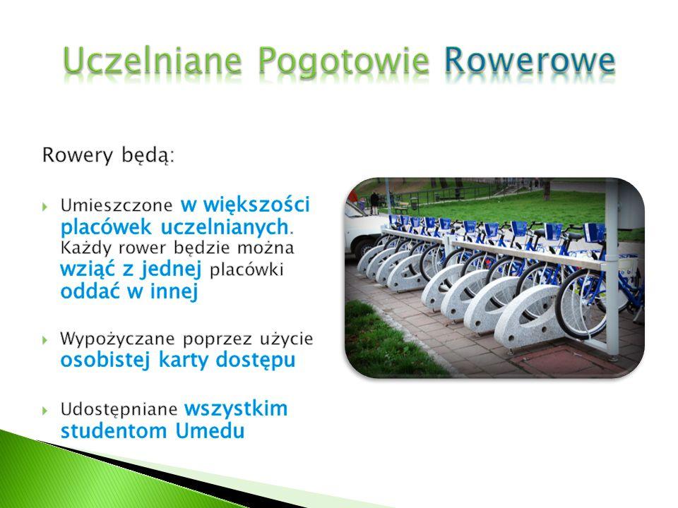 Czyli zautomatyzowany system wypożyczania rowerów