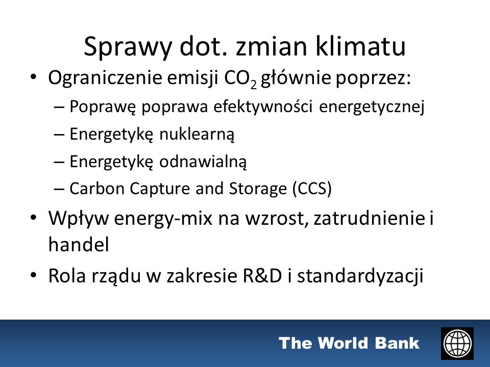 The World Bank Sprawy dot.