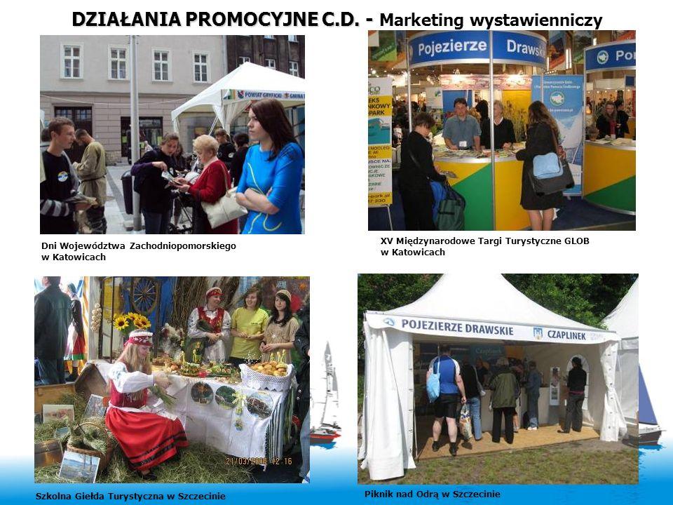 Turystyka wodna Organizacja spływów kajakowych: 1.Centrum Sportów Wodnych Delfin (ul.Wałecka 54) 2.Biuro Turystyczne Mrówka (ul.