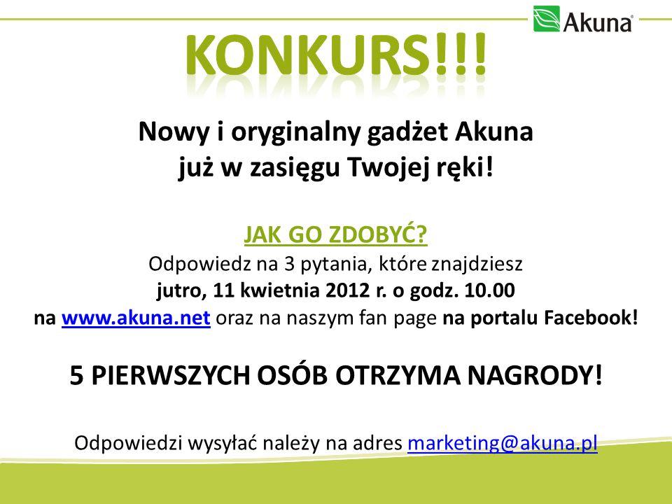 JAK GO ZDOBYĆ. Odpowiedz na 3 pytania, które znajdziesz jutro, 11 kwietnia 2012 r.