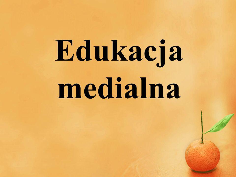 Jan Paweł II o edukacji medialnej Dzieci i młodzież powinny przechodzić formację medialną, nie wchodząc na łatwą drogę bezkrytycznej bierności, nie poddając się naciskowi rówieśników ani wyzyskowi komercyjnemu .