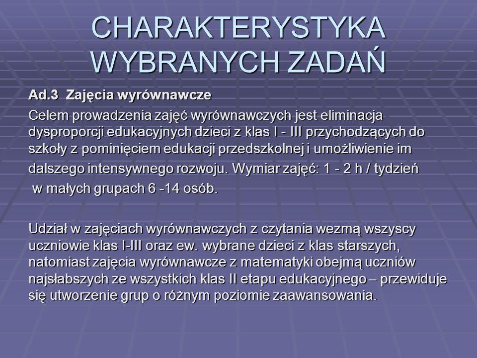 CHARAKTERYSTYKA C.D.Ad. 4.