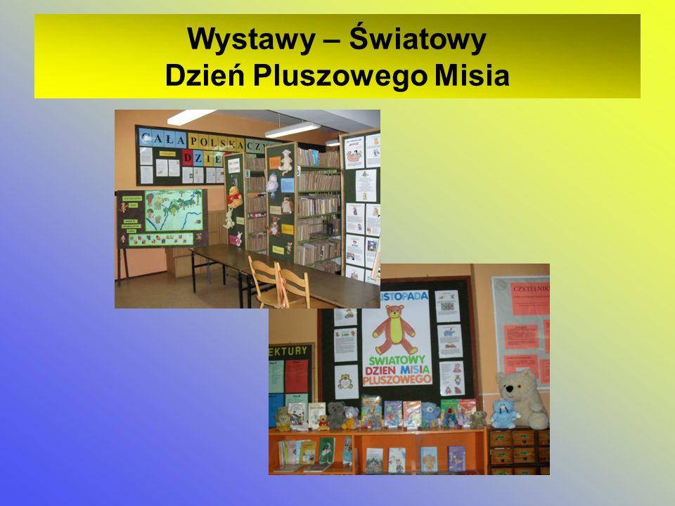 Wystawy – Światowy Dzień Pluszowego Misia