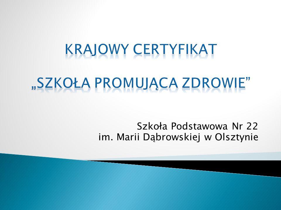 Szkoła Podstawowa Nr 22 im. Marii Dąbrowskiej w Olsztynie