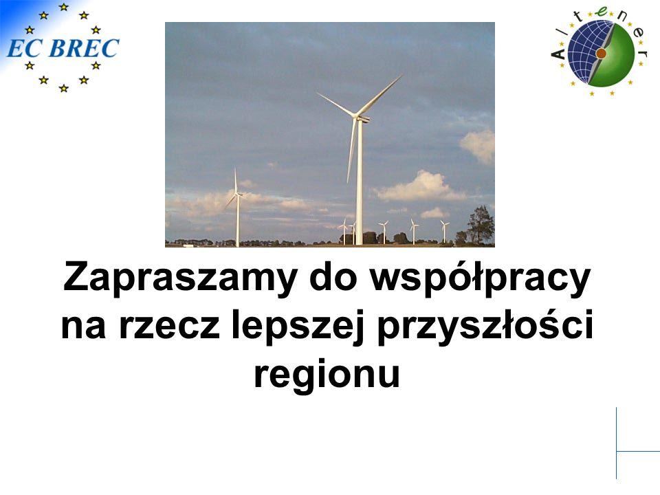 16 Zapraszamy do współpracy na rzecz lepszej przyszłości regionu