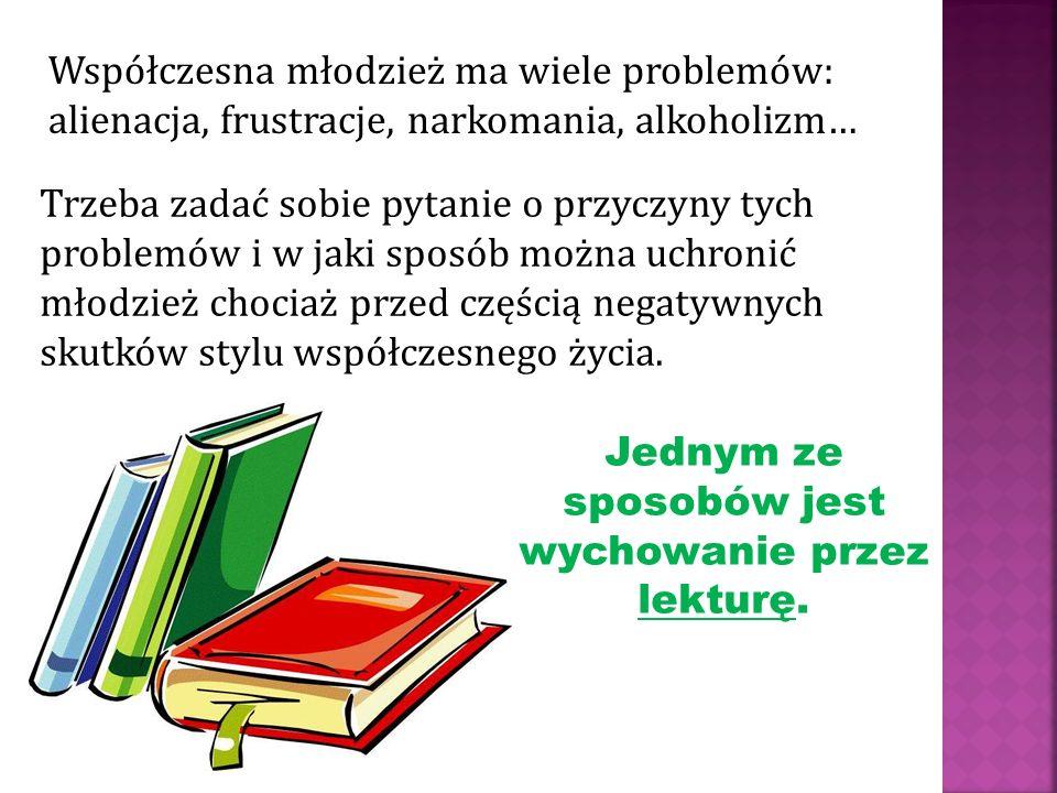 Biblioteka jest miejscem, w którym łączą się wszelkie działania opiekuńczo-wychowawcze i dydaktyczne szkoły.