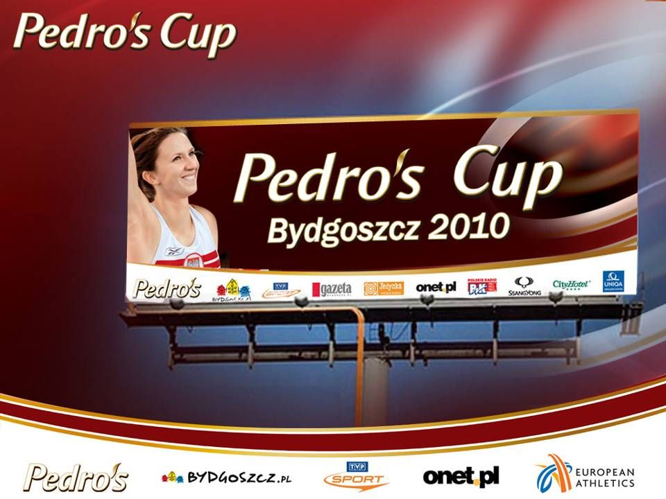 PROMOCJA IMPREZY PROMOCJA IMPREZY Patroni medialni Pedros Cup 2010: –Telewizja Polska –Onet.pl –Radio Eska