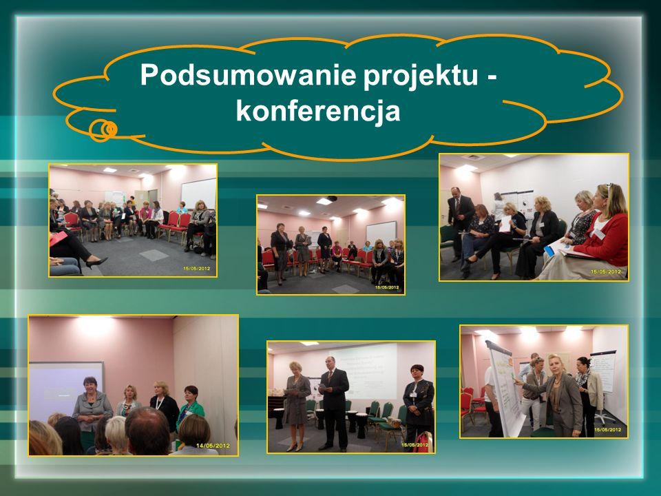 Podsumowanie projektu - konferencja