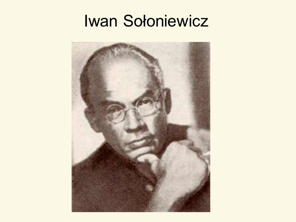 Iwan Sołoniewicz
