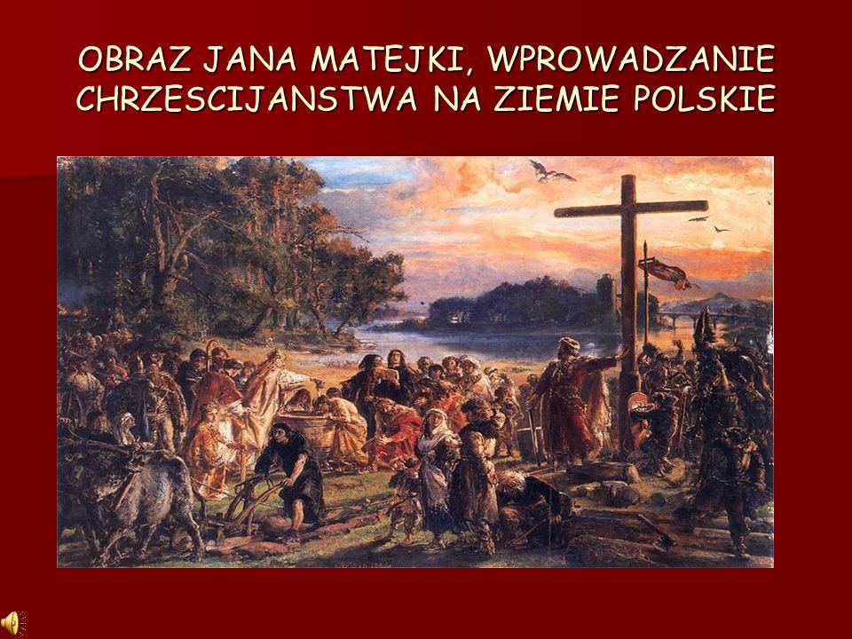 =================== 9 6 6 Te date uwaza sie za poczatek panstwa polskiego.