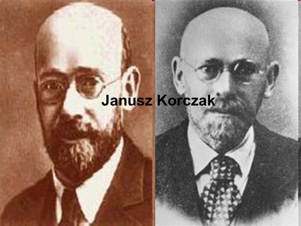 Informacje Ogólne Janusz Korczak, właściwie Henryk Goldszmit, znany też jako: Stary Doktor lub Pan doktor Urodzony 22 lipca 1878 lub 1879 w Warszawie, zmarł 5 sierpnia lub 6 sierpnia 1942 w Treblince