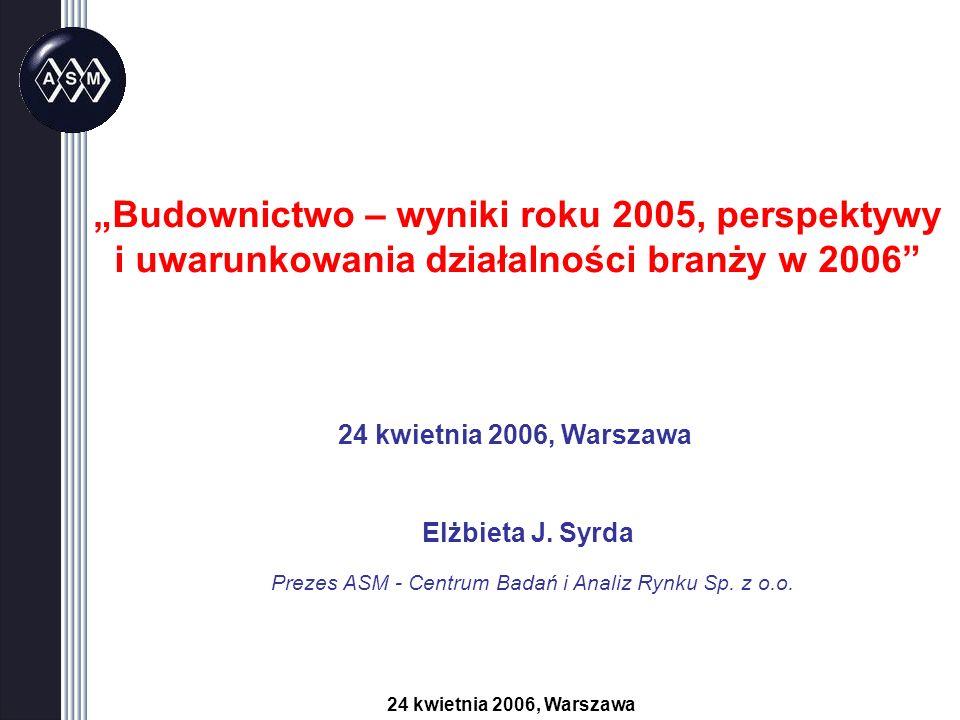 24 kwietnia 2006, Warszawa Elżbieta J.