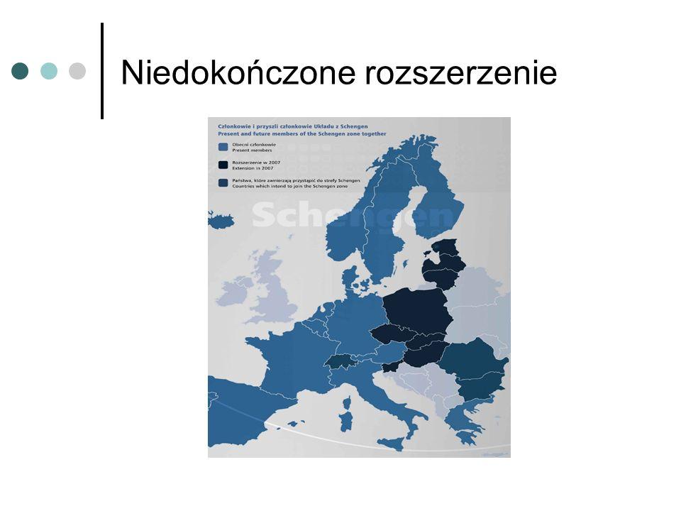 Schengen – metafora 1 Twierdza Europa