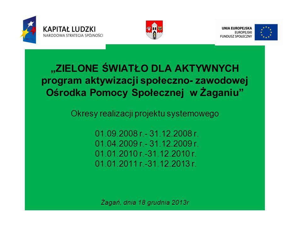 Trening w zakresie dbania o higienę i wizerunek Żary 2013r. Żagań, dnia 18 grudnia 2013r.