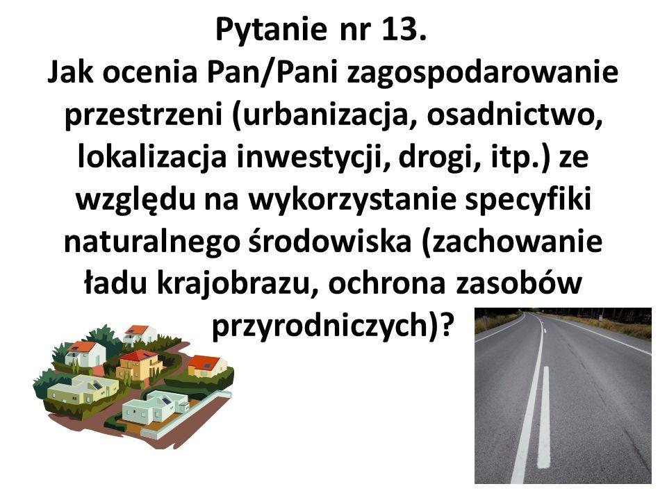 Pytanie nr 13.