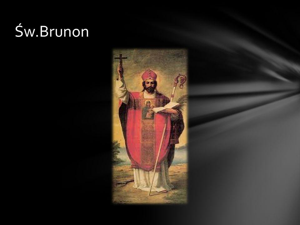 Z kroniki Thietmara wiemy, że inicjatorką wysłania Brunona do szkoły była jego matka Ida.