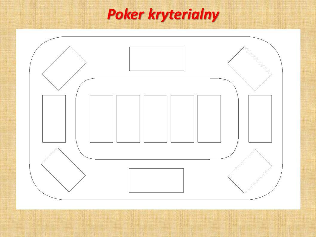 Poker kryterialny