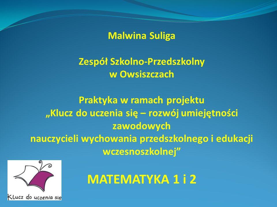 SESJA NR 37 – SZEŚC, SIEDEM, OSIEM, DZIEWIĘC, DZIESIĘC Uczniowie poznali cyfry – 6, 7, 8, 9.