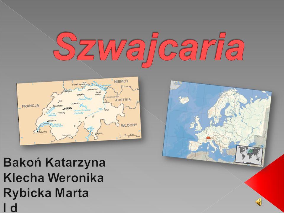 Flaga Szwajcarii to czerwony kwadrat z białym krzyżem greckim na środku.