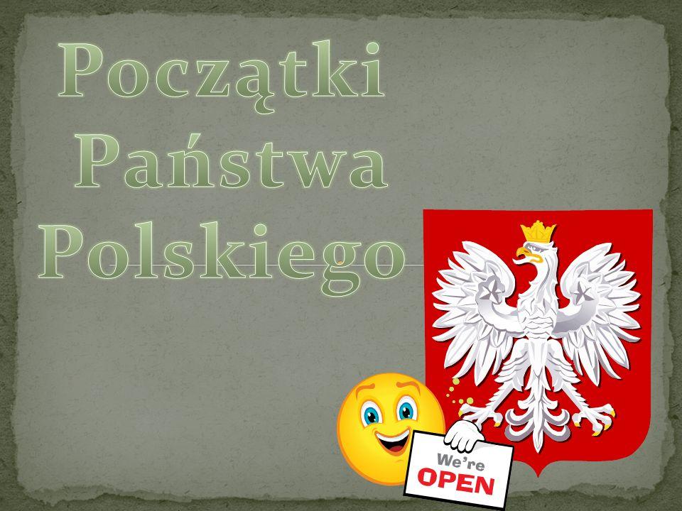 Postacie: Bolesław Chrobry, Dobrawa, Mieszko I Otton III, Św.