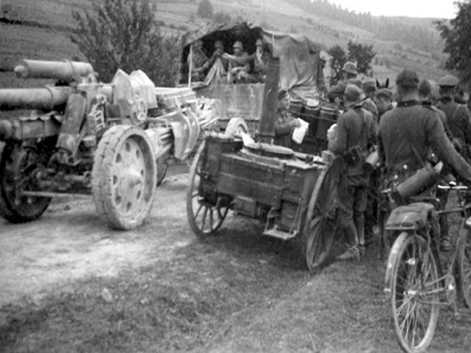 W dniu 1 września 1939 roku stacjonujący we dworze na Woli Justowskiej sztab 10 Brygady Kawalerii został ostrzelany z powietrza przez niemieckie Dorniery i otrzymał rozkaz natychmiastowego wymarszu w kierunku wsi Wysoka.