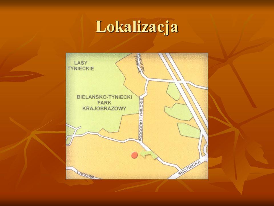 Bielańsko-Tyniecki Park Krajobrazowy Niedaleko ścieżki-po przeciwnej stronie drogi dojazdowej do parkingu – znajduje się rezerwat Skołczanka utworzony w 1957 roku, chroniący występujące tam bardzo rzadkie gatunki motyli związane ze środowiskami muraw kserotermicznych.