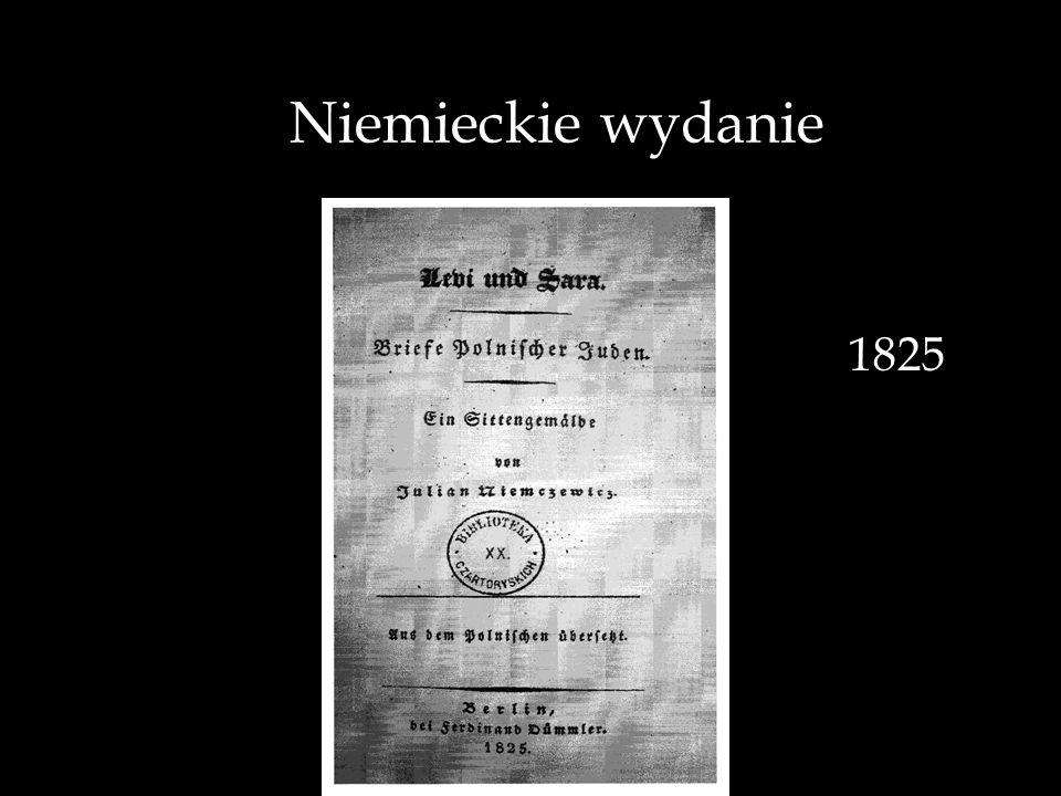 1825 Niemieckie wydanie