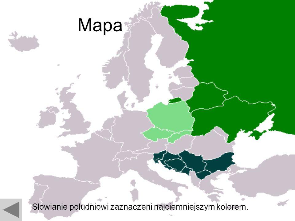 Język południowosłowiański Języki południowosłowiańskie - jedna z trzech grup języków słowiańskich (obok zachodnio- i wschodniosłowiańskich).