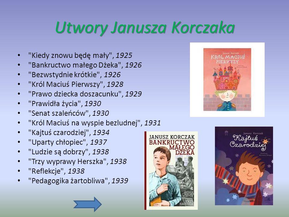 Rodzina Janusza Korczaka Rodzina Goldszmitów wywodziła się z Lubelskiego, zaś Gębickich z Kaliskiego; jeden z pradziadków był szklarzem, inny Maurycy