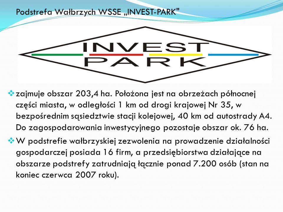 IV – Gospodarka Jednym z głównych kierunków rozwoju, określonych w Strategii Zrównoważonego Rozwoju Miasta Wałbrzycha do roku 2013 jest tworzenie przy