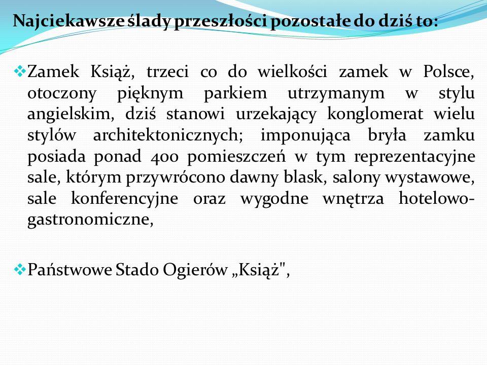 VII- Historia Historyczne początki miasta sięgają XII wieku. Prawa miejskie uzyskał Wałbrzych w XV wieku. Po wygaśnięciu rodu Piastów Wałbrzych był wł