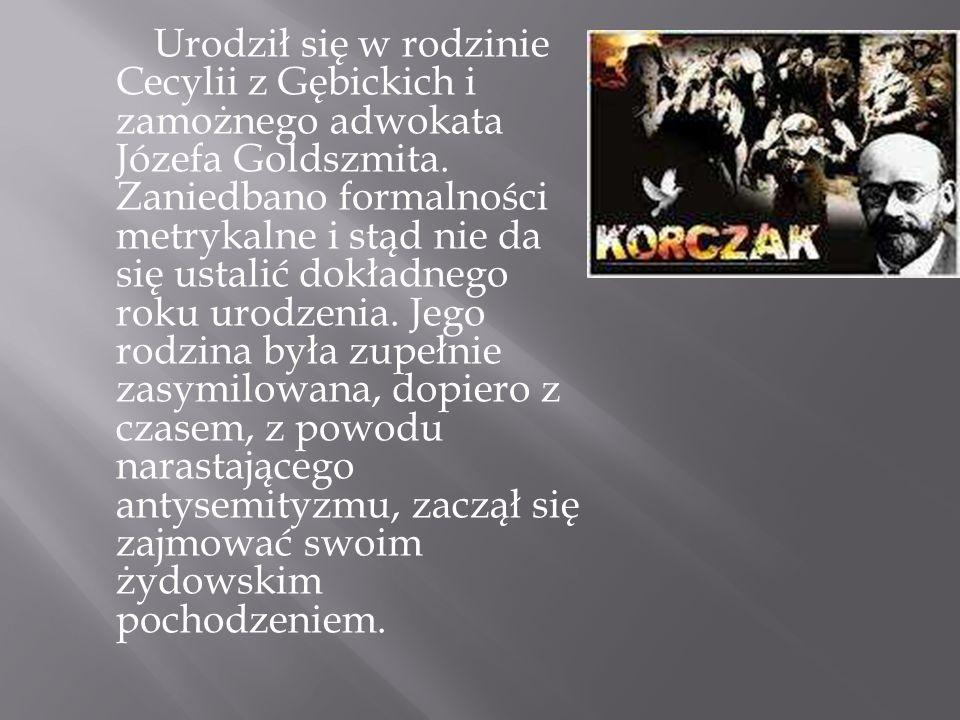 W 1978 powstał Międzynarodowy Komitet im.Korczaka.