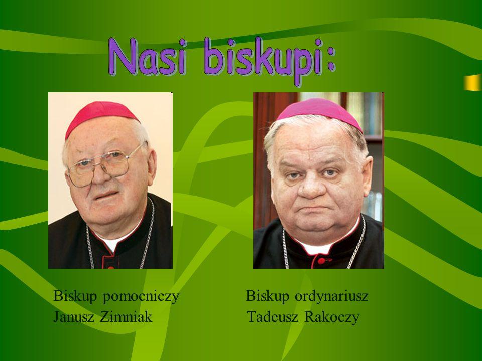 -Organistą naszej parafii jest Sebastian Frączek -Kościelnym naszej parafii jest Kazimierz Wojciech