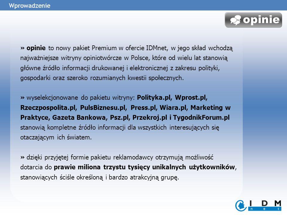 Zapraszamy do współpracyIDMnet ul.