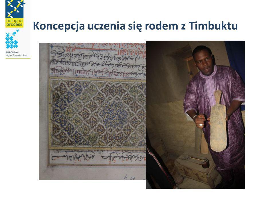 Koncepcja uczenia się rodem z Timbuktu