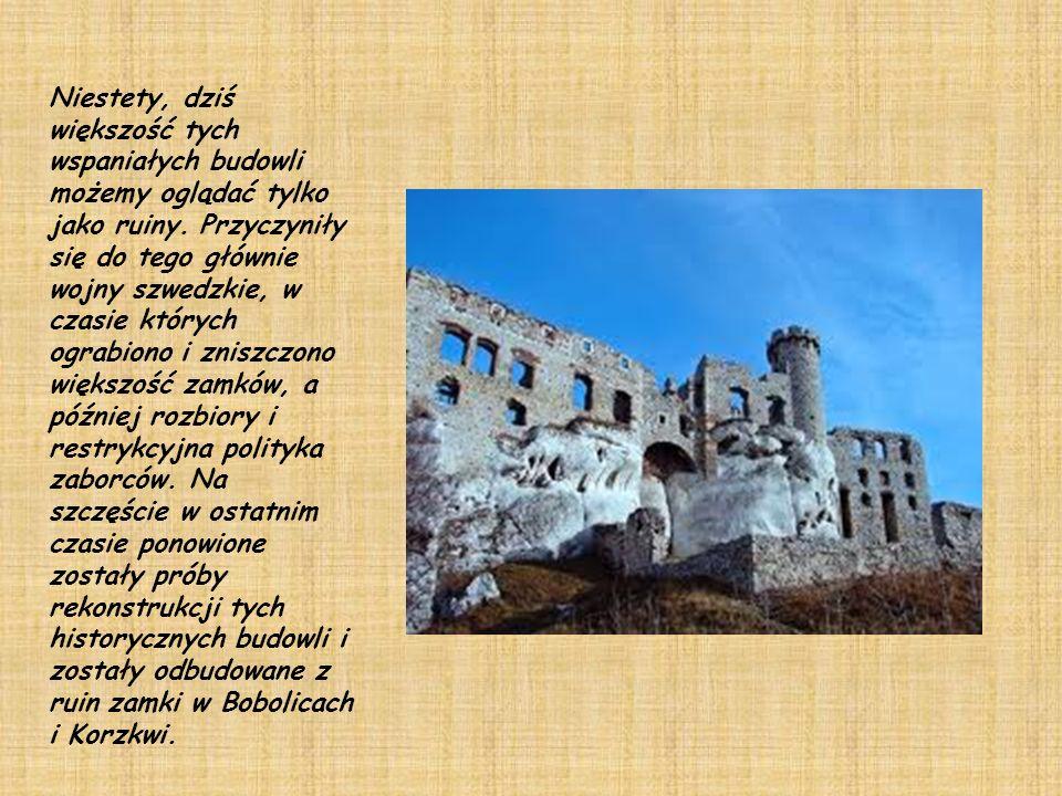Królewski Zamek Bobolice został zbudowany przez Króla Polski Kazimierza Wielkiego najprawdopodobniej ok.