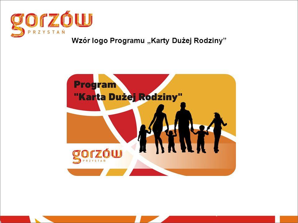 Wzór logo Programu Karty Dużej Rodziny