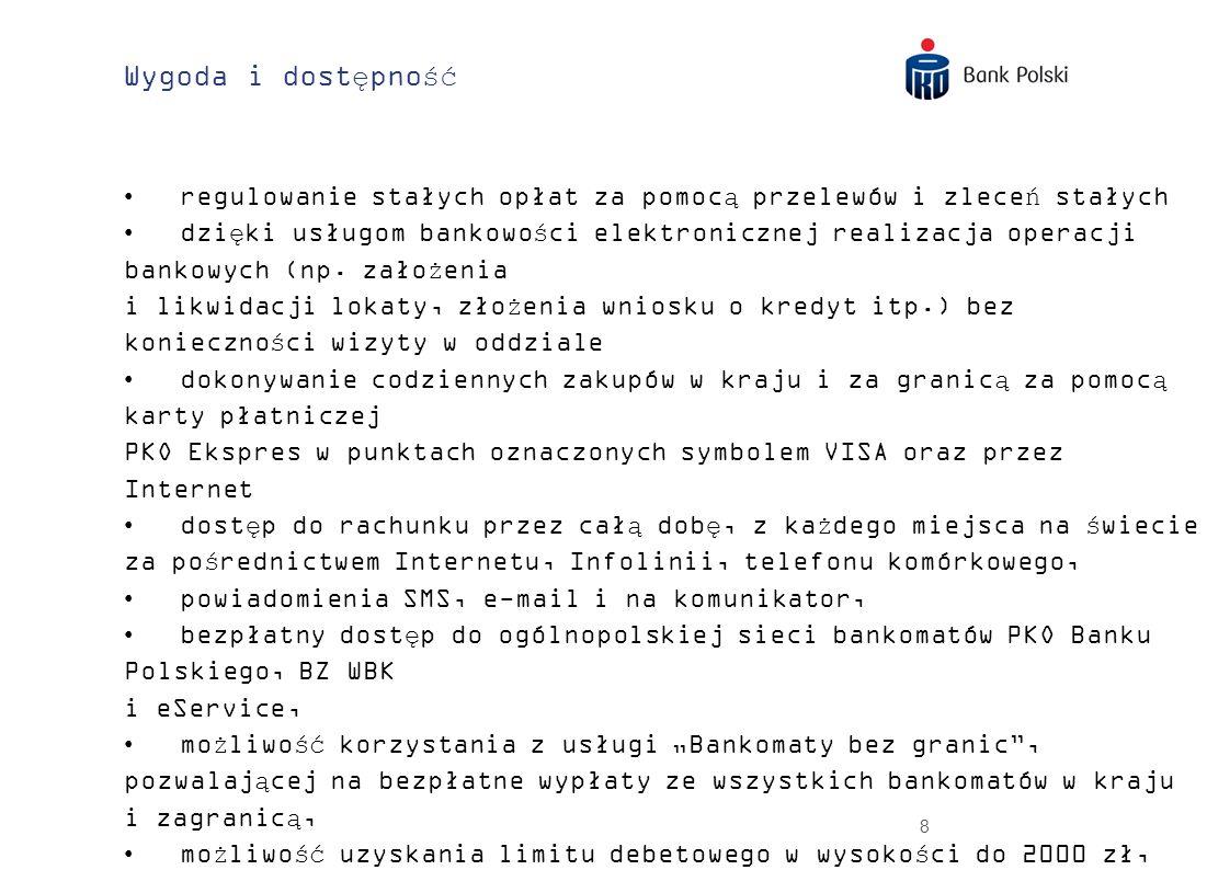 29 Fundusze inwestycyjne Fundusze dłużne PKO Rynku Pieniężnego PKO Skarbowy PKO Obligacji PKO Obligacji Długoterm.