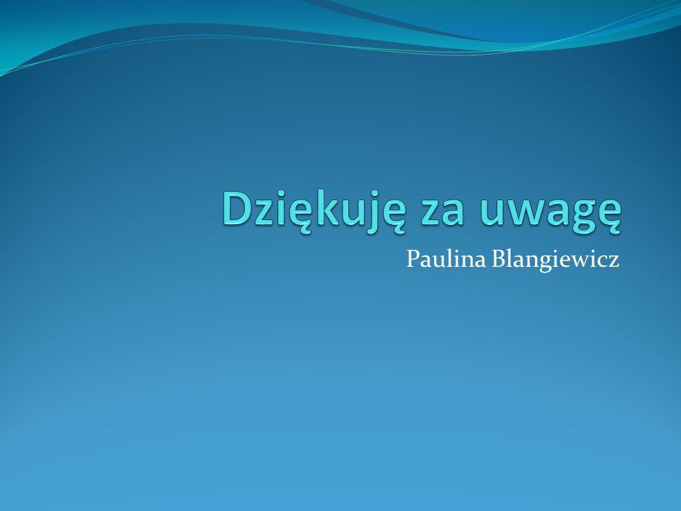Paulina Blangiewicz