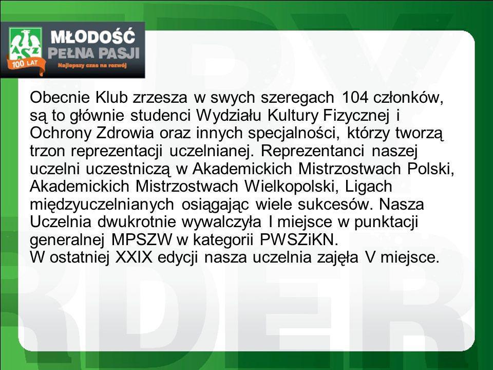 Akademickie Mistrzostwa Polski Akademickie Mistrzostwa Polski są kontynuacją organizowanych od 1961 roku Mistrzostw Polski Szkół Wyższych i Mistrzostw Polski Typów Uczelni.
