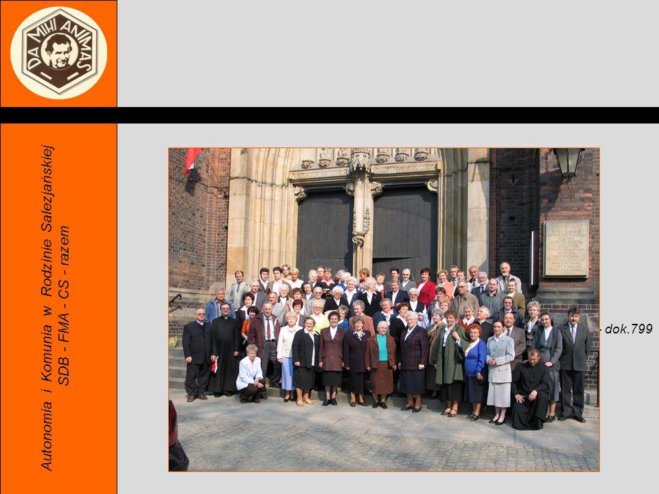 Stowarzyszenie Współpracowników jest jedną z grup Rodziny Salezjańskiej.