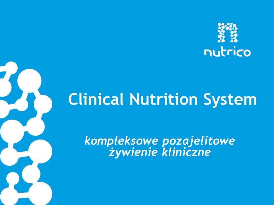 Czym jest żywienie kliniczne.