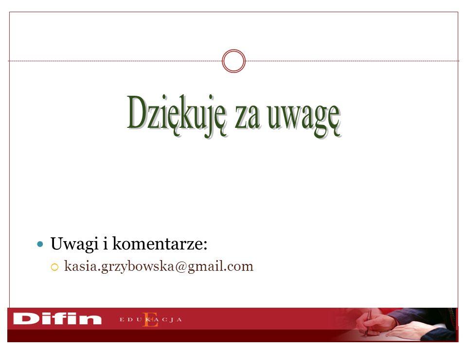 Uwagi i komentarze: kasia.grzybowska@gmail.com