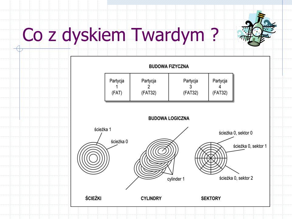 Podział na partycje - 10 - Program Disk Druid pozwala na samodzielne określenie układu partycji na dysku twardym.