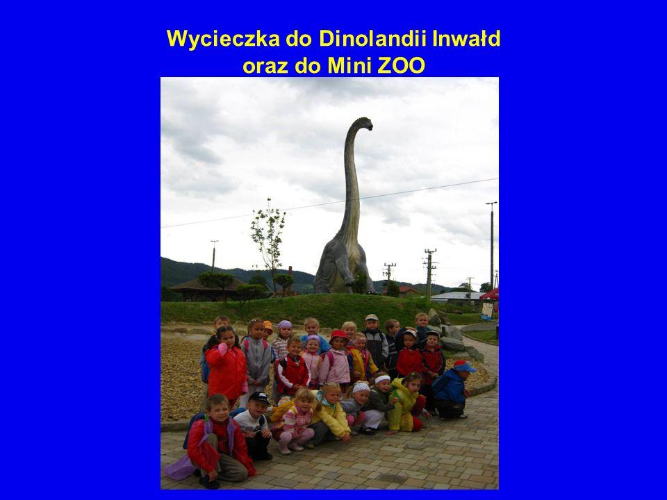 Wycieczka do Dinolandii Inwałd oraz do Mini ZOO