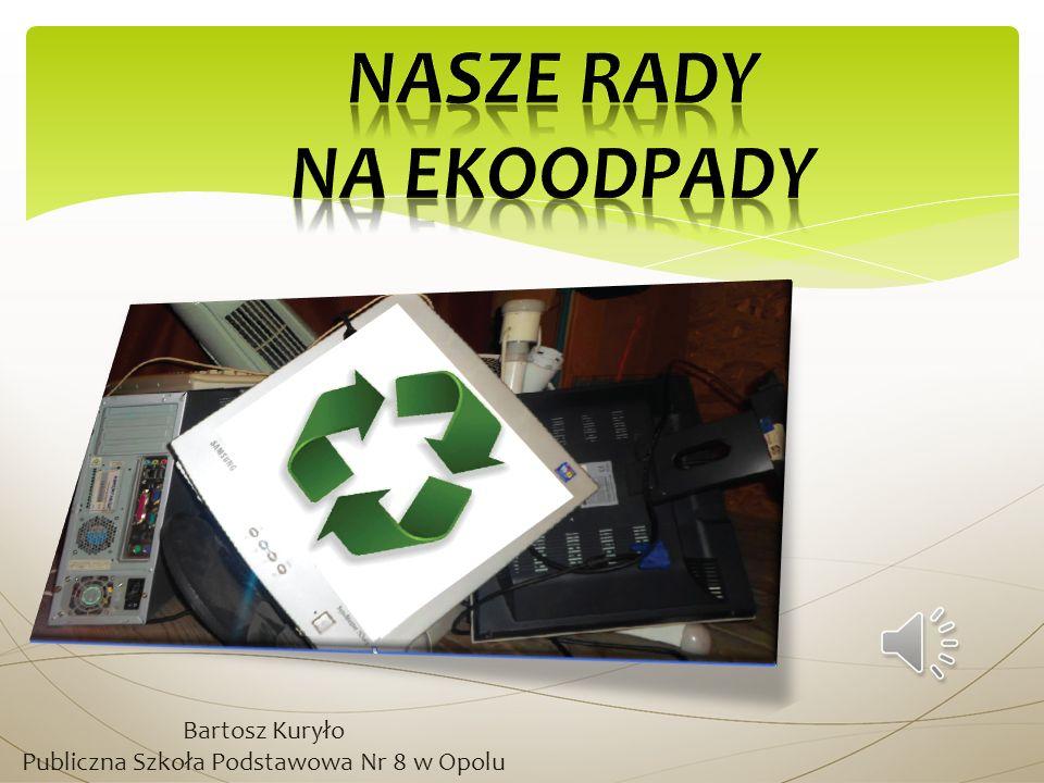 Bartosz Kuryło Publiczna Szkoła Podstawowa Nr 8 w Opolu