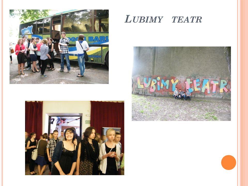 L UBIMY TEATR TEATR