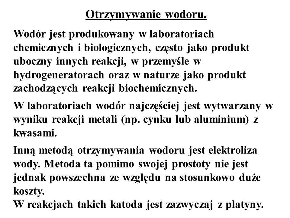 Temat Energii wodorowej prezentowali: 1. Michał Pilarczyk 2. Patryk Urbaniak DZIĘKUJEMY ZA UWAGĘ