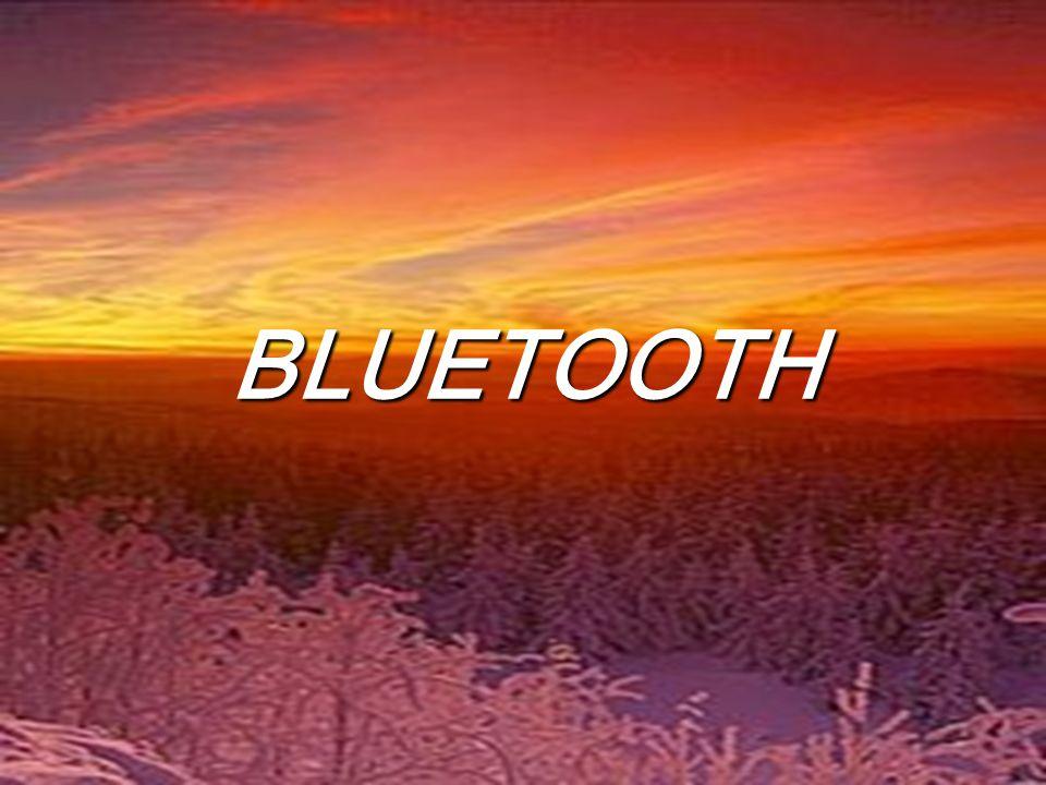 Tematy prezentacji: Bluetooth – czyli co to właściwie jest.